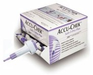Accu Chek Safe T Pro Plus (200 st.)