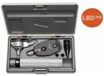 Heine Beta 400/Beta 200 LED oog-oorset met USB oplaadbaar handvat