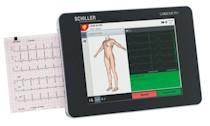 Cardiovit FT-1 cardiograaf met ecg interpretatiesoftware