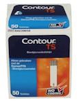 Contour TS Glucosestrips (50 st.)