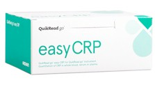 QuikRead go® easy CRP test