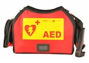 Draagtas tbv. HeartSave AED Trainer