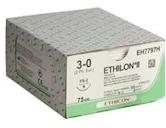 Ethilon hechtdraad 3-0 EH7797H Doos 36 draden