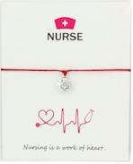 Geluksarmbandje Nurse