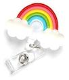 Badgehouder Rainbow