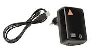Heine E4-USB trafo met USB kabel