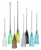 Injectienaald Fine-Ject 0,50x16mm (Oranje) 100 st.