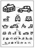 Kinderkaart Burghardt Transparant