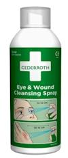 Cederroth Eye & Wound Cleansing Spray, 150 ml.