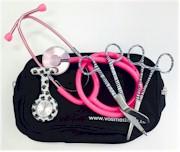 Complete verpleegkundige set Pink Jungle