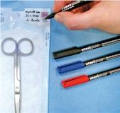 Sterilisatiebestendige viltstift