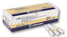 Terumo Dental naalden Long 27G 0,4x35mm