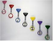 Verpleegkundige horloge Vosmed Color
