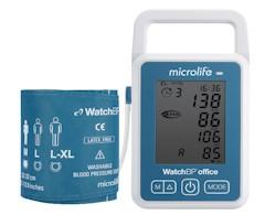 WatchBP30M Microlife bloeddrukmonitor 30 minuten + Afib